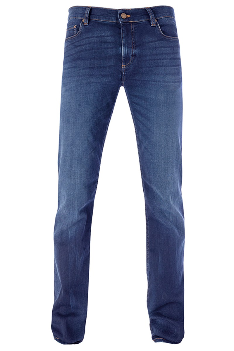 Alberto Jeans Cosy Pipe regular Slim Fit dark blue