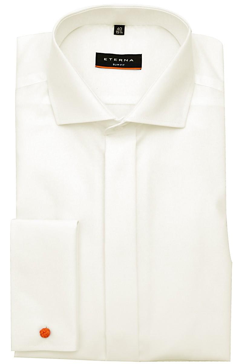 eterna eterna hemd slim fit haifisch mit umschlagmanschette creme 8500 excellent. Black Bedroom Furniture Sets. Home Design Ideas