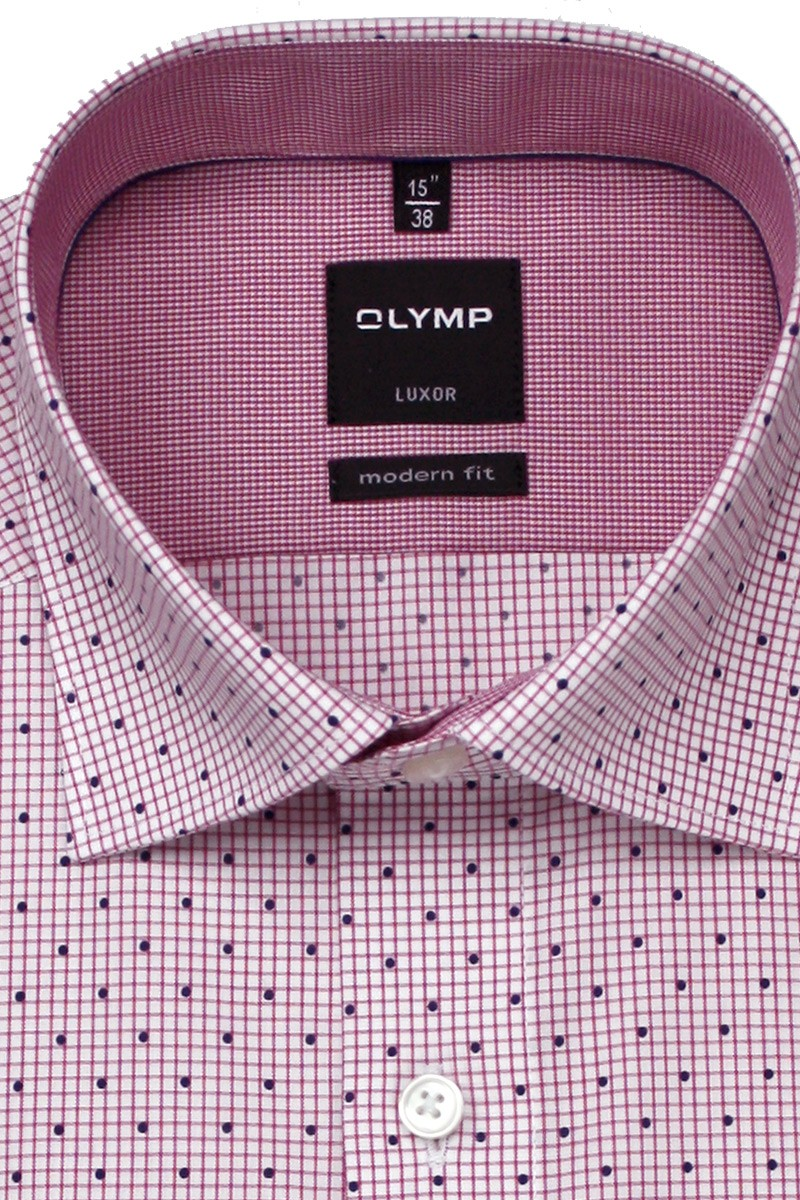 olymp olymp luxor modern fit kurzarm 121452 086 excellent. Black Bedroom Furniture Sets. Home Design Ideas