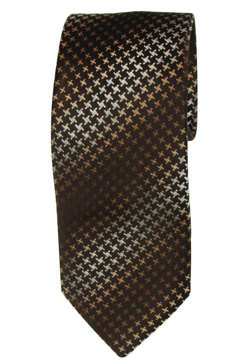seidenfalter seidenfalter krawatte muster braun 311281 5r excellent. Black Bedroom Furniture Sets. Home Design Ideas