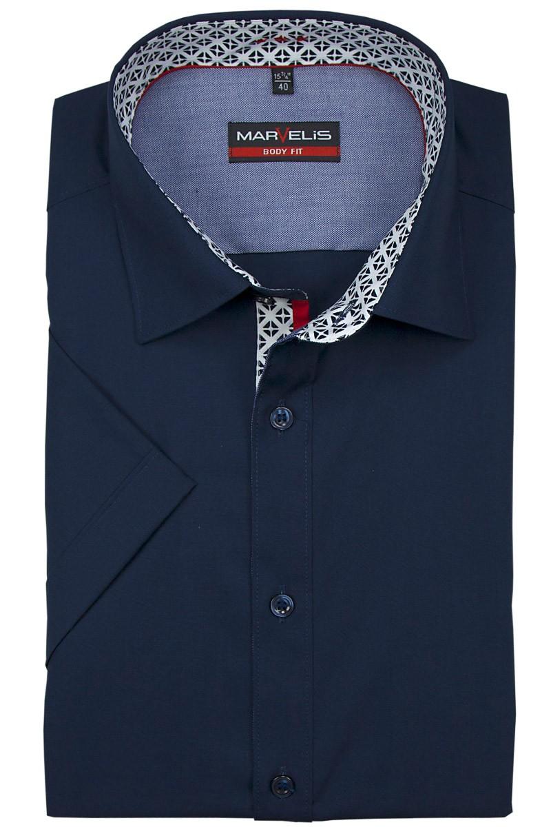 marvelis marvelis body fit kurzarm hemd 751352 016 excellent sch ne. Black Bedroom Furniture Sets. Home Design Ideas