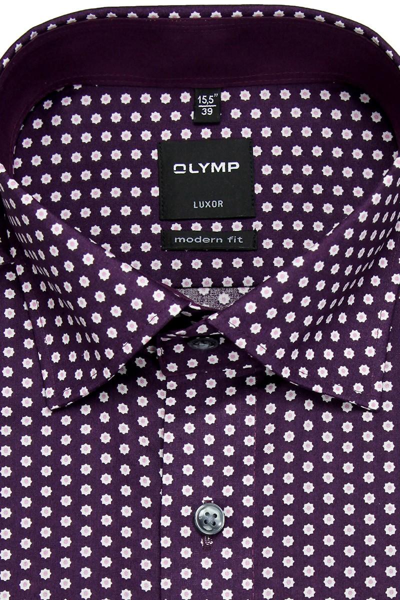 olymp olymp luxor modern fit hemd under 688537 098. Black Bedroom Furniture Sets. Home Design Ideas