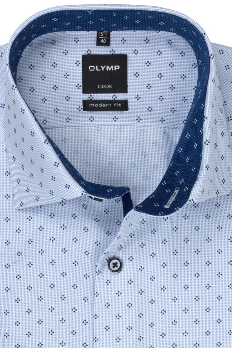olymp olymp luxor modern fit hemd global 120614 019. Black Bedroom Furniture Sets. Home Design Ideas