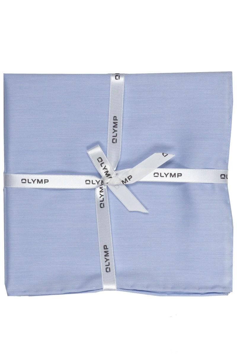 noch nicht vulgär günstiger Preis erstaunliche Qualität OLYMP Einstecktuch Baumwolle bleu