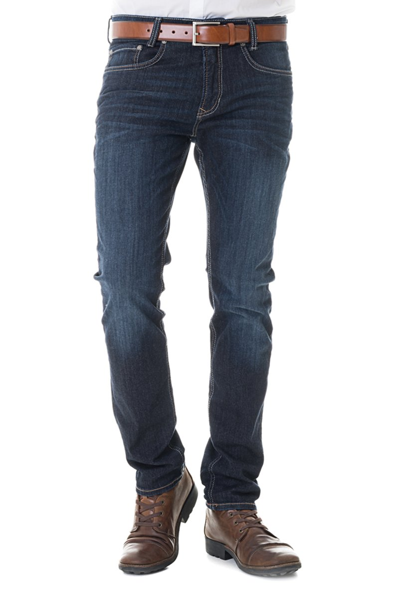 MAC Jeans ARNE PIPE MACFLEXX rinsed wash 3D