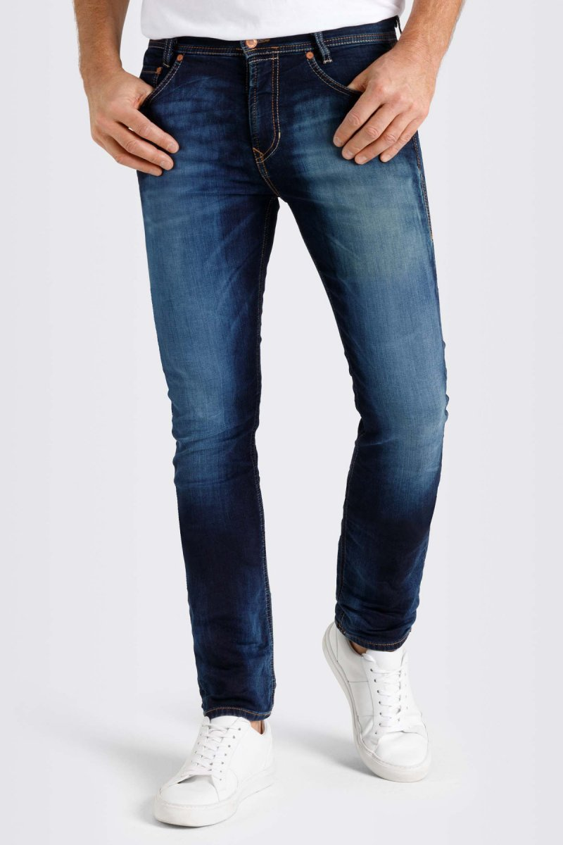 MAC Jeans Jog`n Jeans Modern Fit 3D dark authentic wash