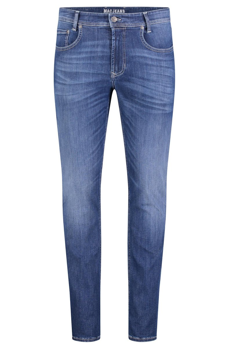 MAC Jeans MACFLEXX Modern Fit deep blue vintage wash