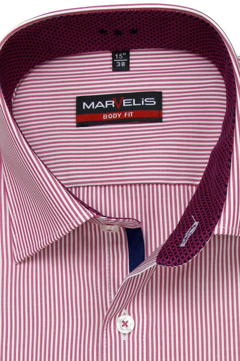 marvelis marvelis body fit hemd new york 750274 081 excellent sch ne. Black Bedroom Furniture Sets. Home Design Ideas