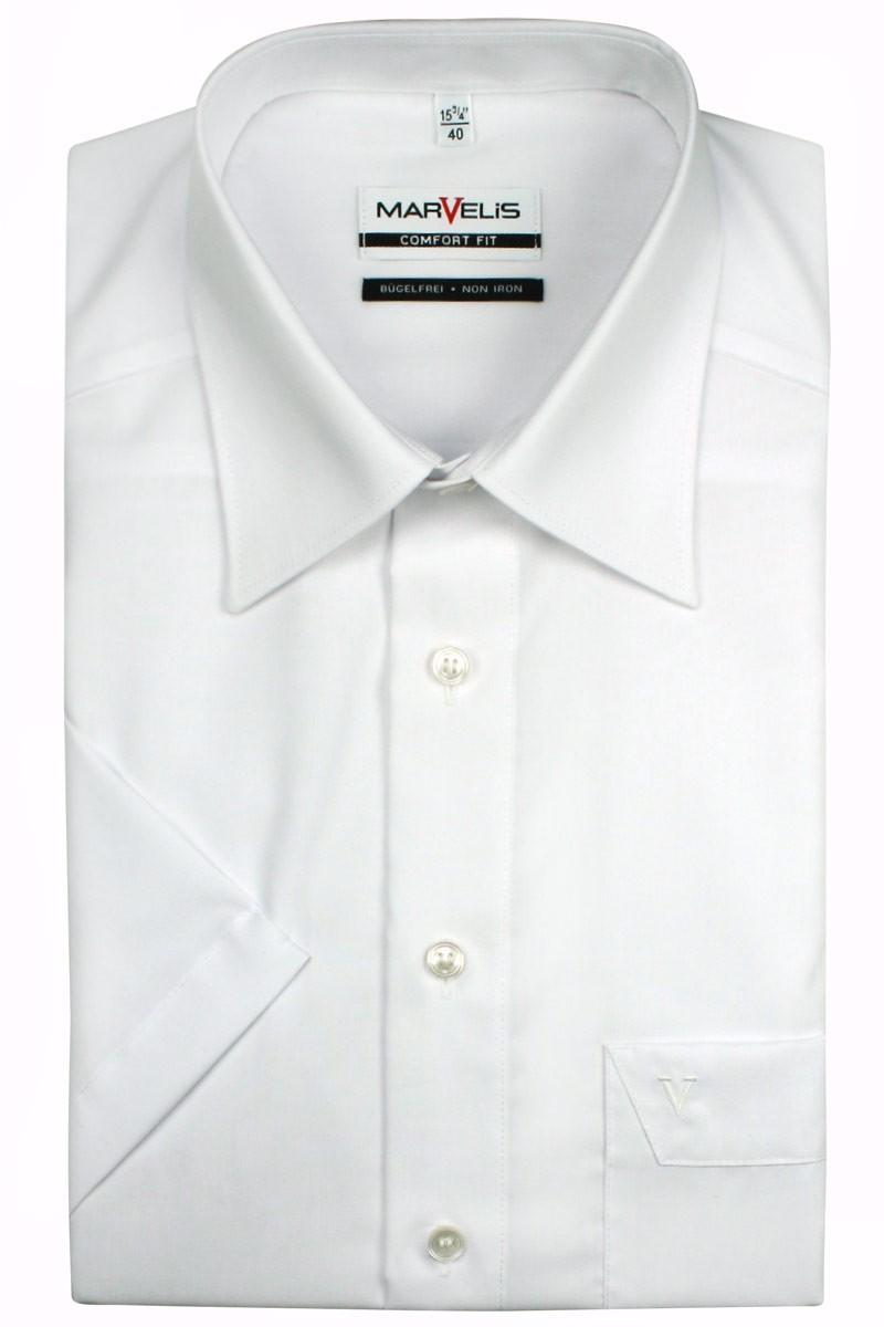 marvelis marvelis comfort fit kurzarm hemd 797012 000. Black Bedroom Furniture Sets. Home Design Ideas