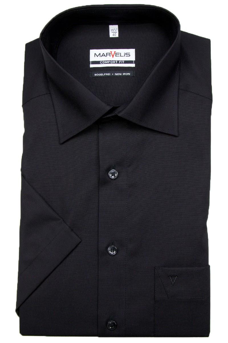 marvelis marvelis comfort fit kurzarm hemd 797312 068. Black Bedroom Furniture Sets. Home Design Ideas
