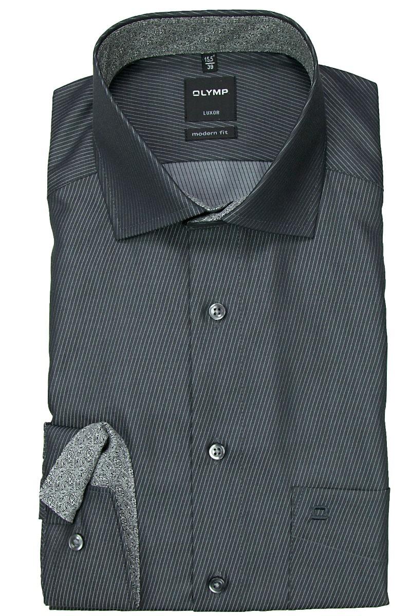 olymp olymp luxor modern fit hemd 58er 134668 068. Black Bedroom Furniture Sets. Home Design Ideas