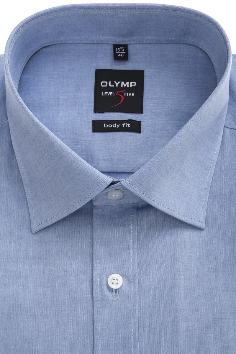 olymp olymp level five body fit hemd 69er arm new york. Black Bedroom Furniture Sets. Home Design Ideas