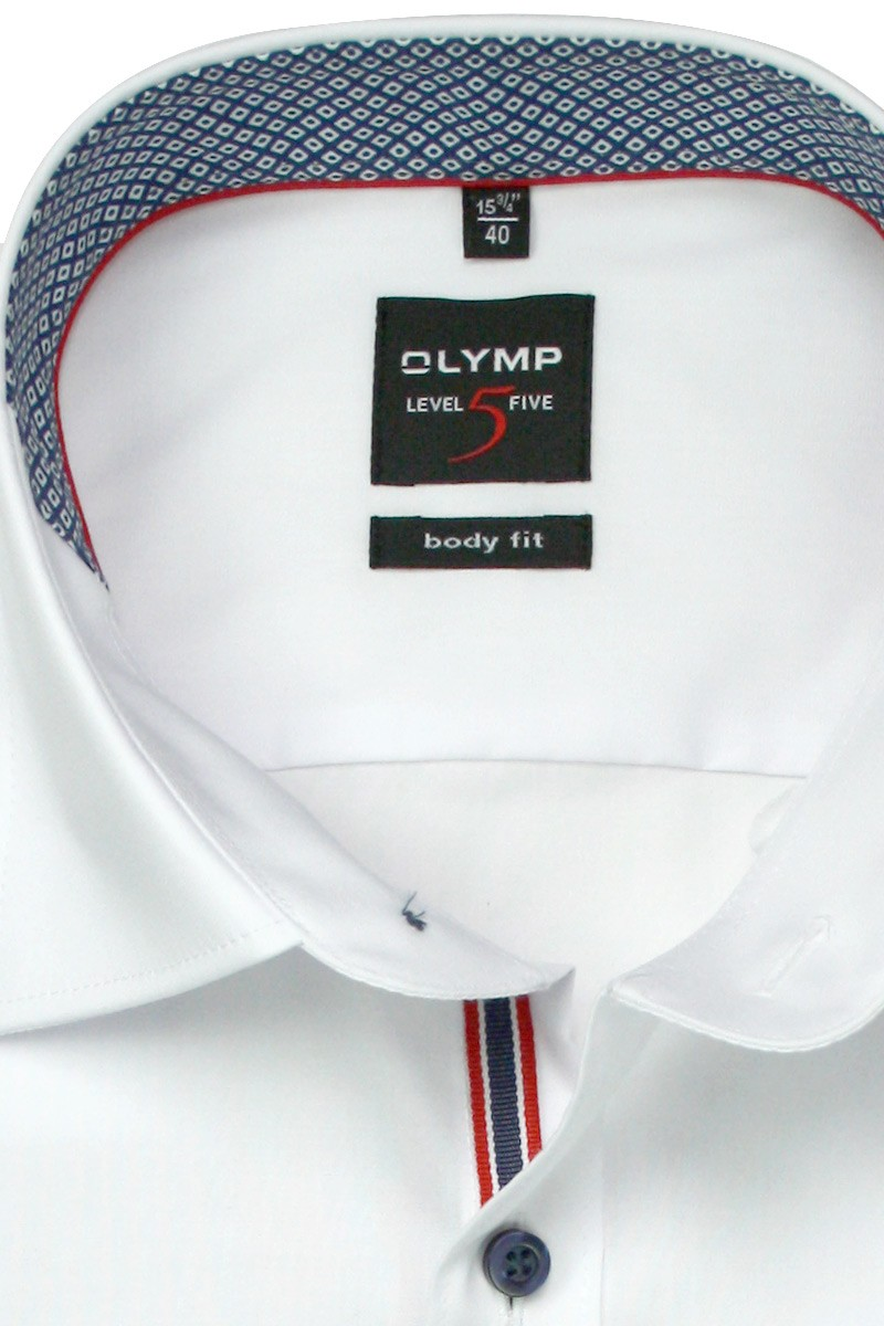 olymp olymp level five body fit kurzarm 045812 000. Black Bedroom Furniture Sets. Home Design Ideas