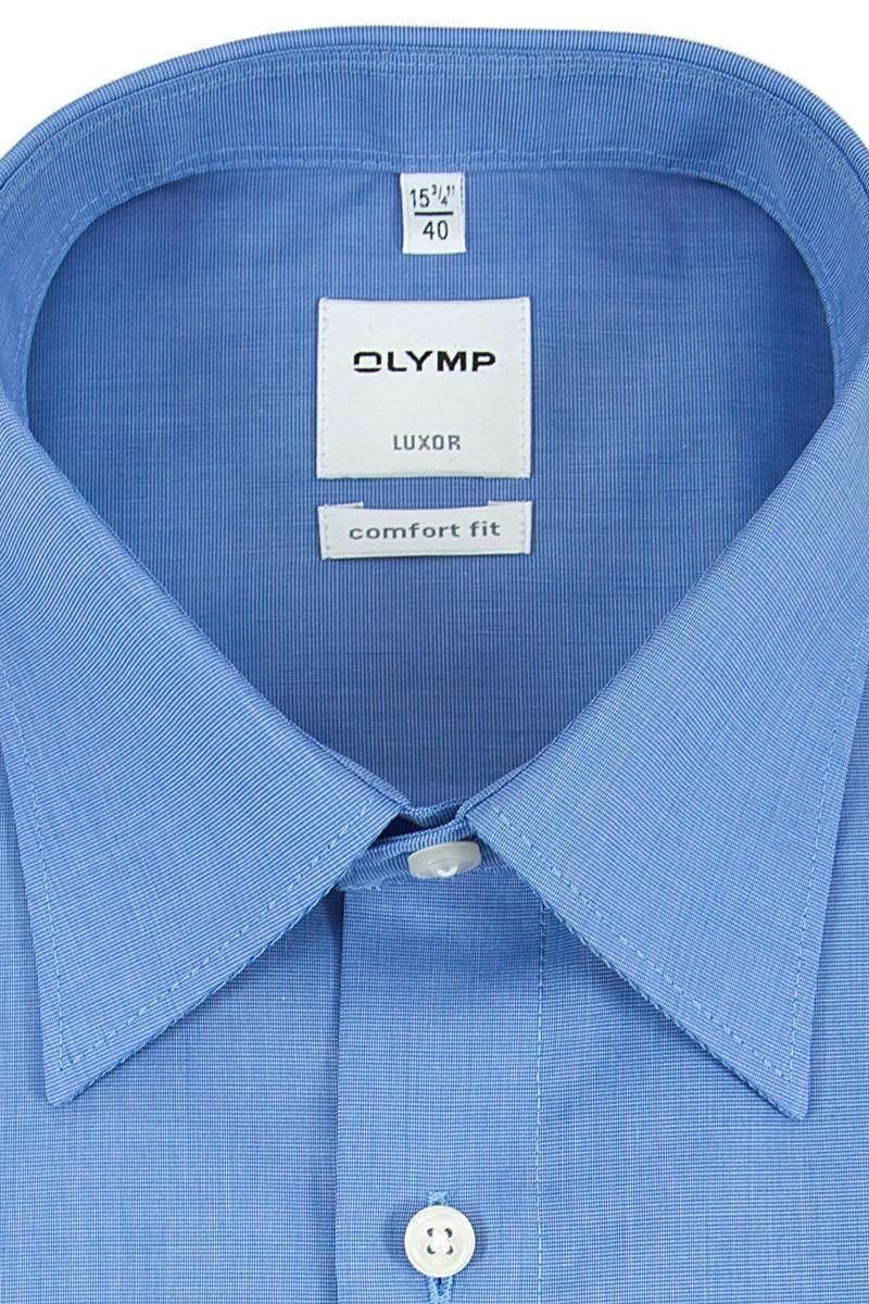 olymp olymp luxor comfort fit hemd kent fil fil blau 025564 excellent. Black Bedroom Furniture Sets. Home Design Ideas