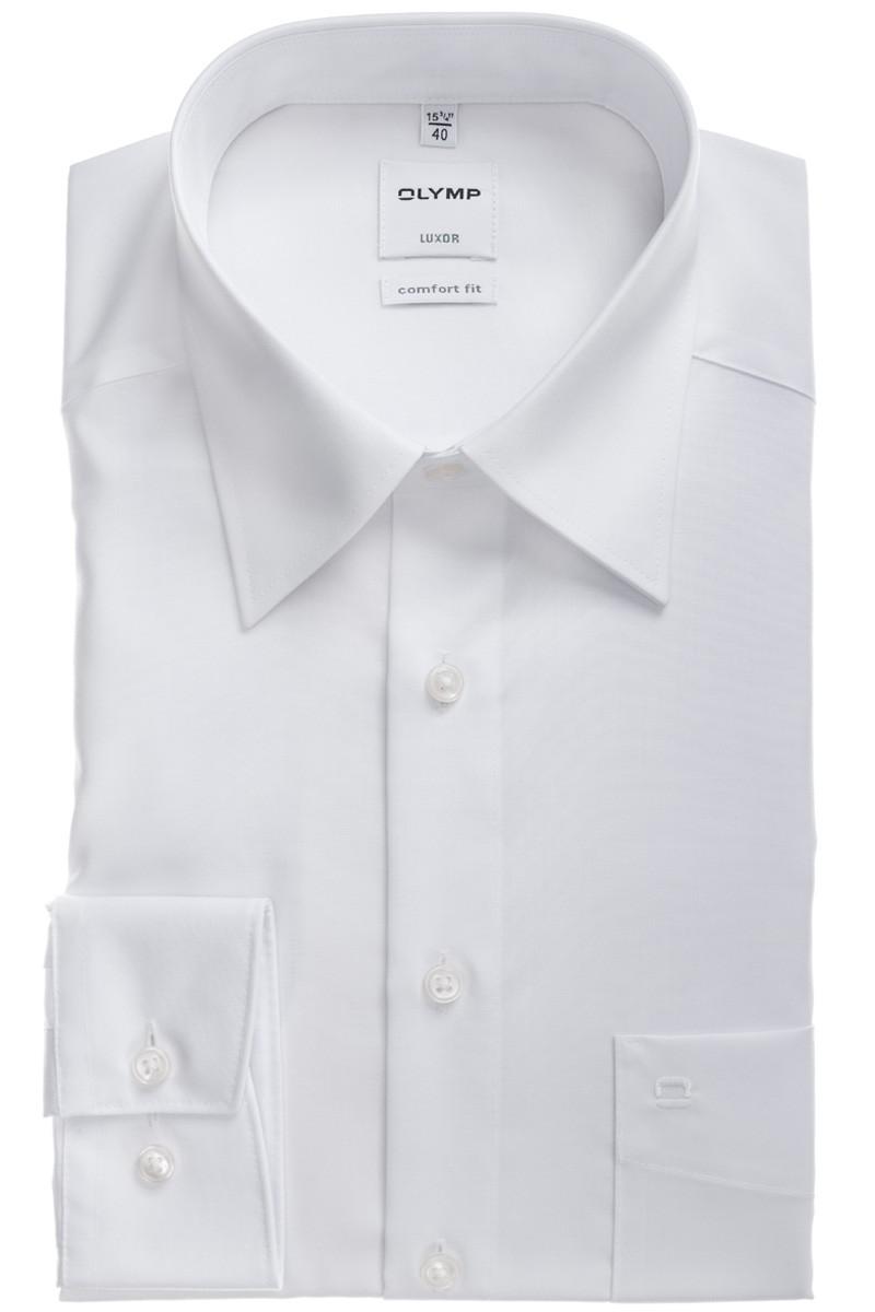 olymp olymp luxor comfort fit hemd kent wei 025064 excellent sch ne. Black Bedroom Furniture Sets. Home Design Ideas