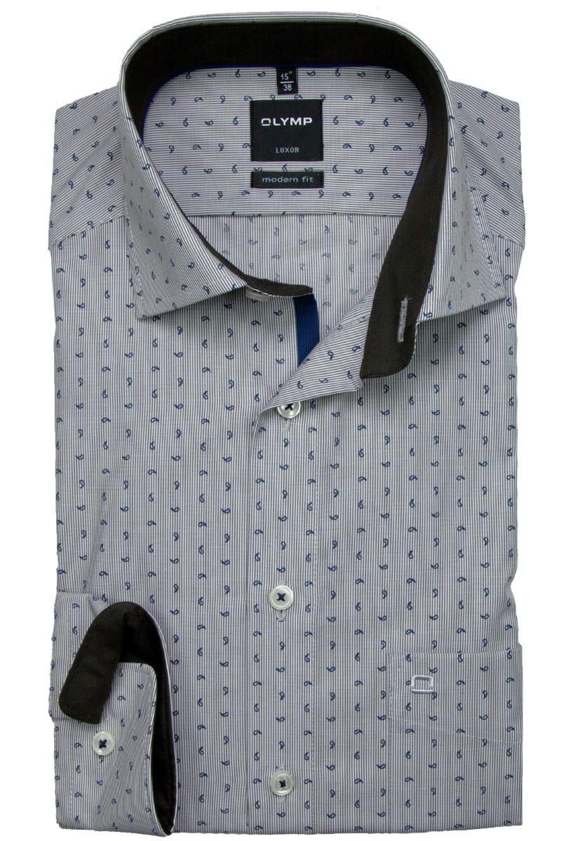olymp olymp luxor modern fit hemd global 123664 028 excellent sch ne. Black Bedroom Furniture Sets. Home Design Ideas