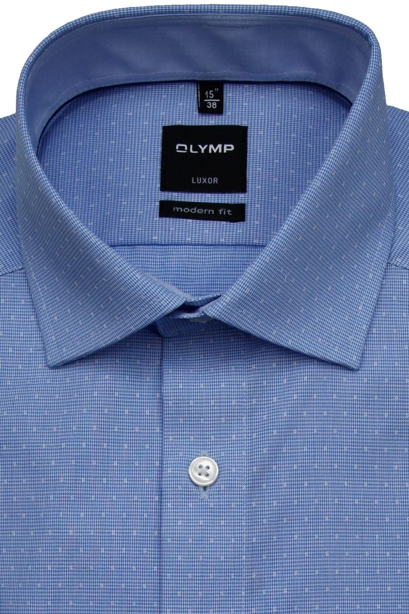 olymp olymp luxor modern fit hemd global 124664 011. Black Bedroom Furniture Sets. Home Design Ideas