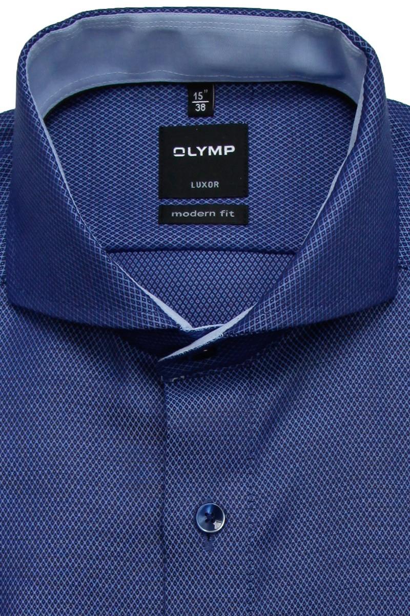 olymp olymp luxor modern fit hemd haifisch 123064 018. Black Bedroom Furniture Sets. Home Design Ideas
