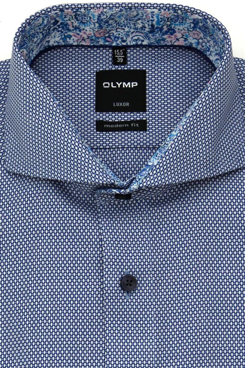 olymp olymp hemd luxor modern fit haifisch 123254 018 excellent hemd. Black Bedroom Furniture Sets. Home Design Ideas