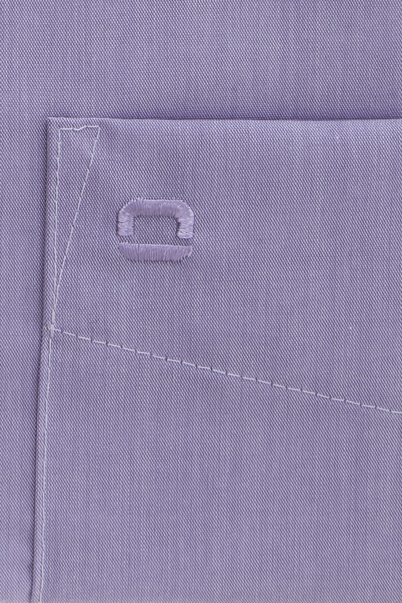 OLYMP Luxor modern fit Hemd New Kent Chambray flieder