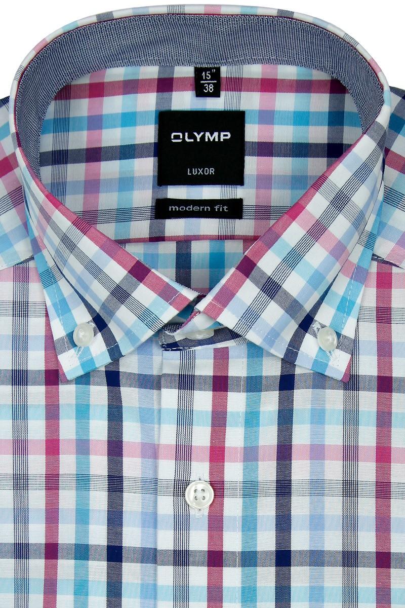 olymp olymp luxor modern fit kurzarm 122952 081 excellent sch ne. Black Bedroom Furniture Sets. Home Design Ideas