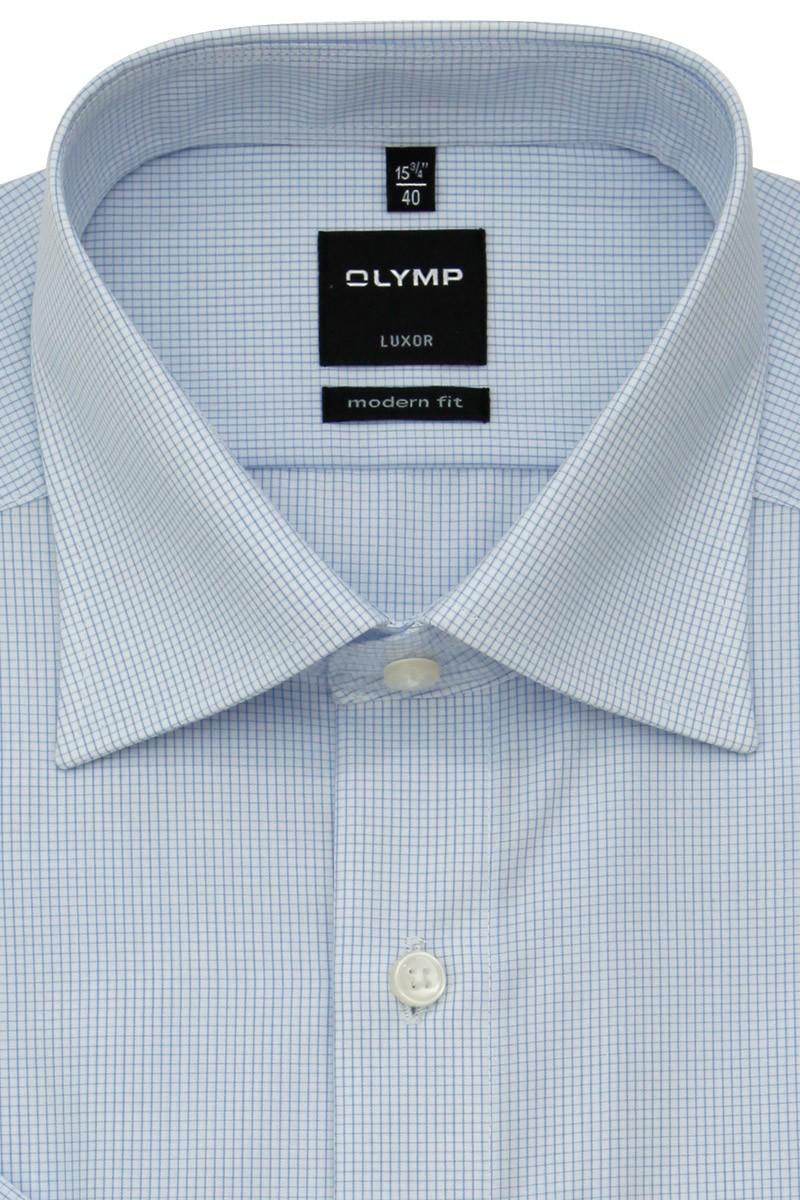 olymp olymp luxor modern fit kurzarm hemd new kent. Black Bedroom Furniture Sets. Home Design Ideas