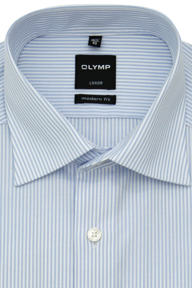 olymp olymp luxor modern fit kurzarm 031412 011 excellent. Black Bedroom Furniture Sets. Home Design Ideas