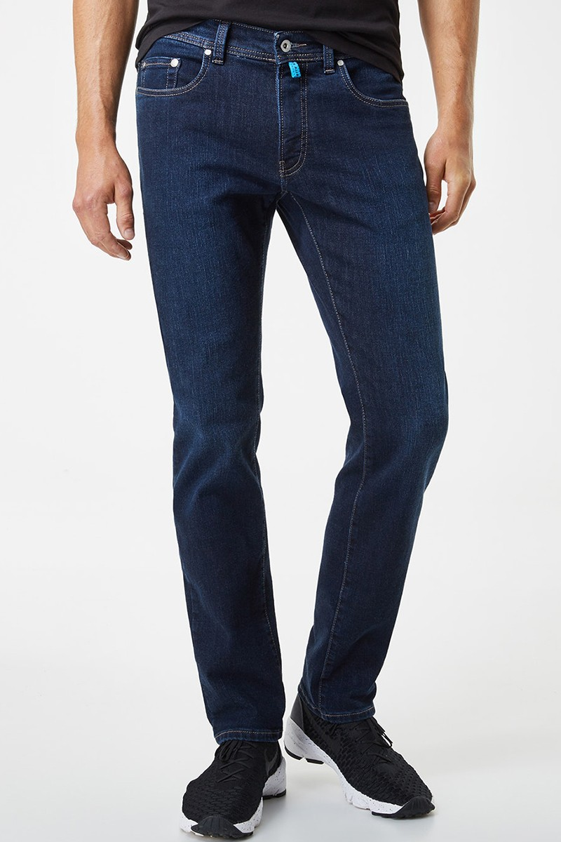 Pierre Cardin Jeans Lyon tapered Futureflex Dark Denim