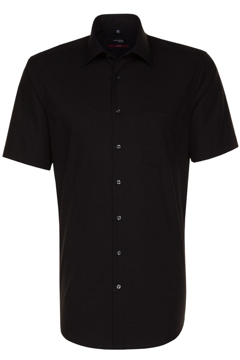 seidensticker seidensticker kurzarm hemd modern 01 001001. Black Bedroom Furniture Sets. Home Design Ideas