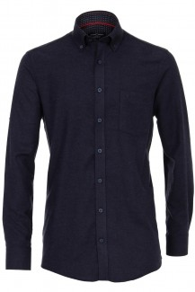 CASAMODA Casual Hemd comfort fit Button-Down marine