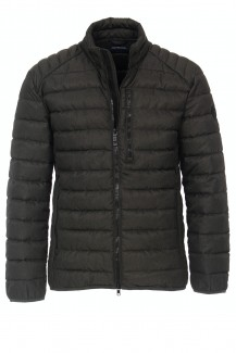 CASAMODA Outdoor Steppjacke modern fit anthrazit