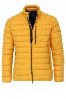 CASAMODA Outdoor Steppjacke modern fit gelb