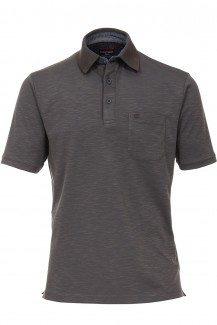 CASAMODA Funktion Polo modern fit braun