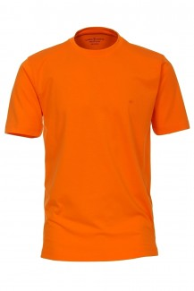 CASAMODA T-Shirt modern fit Rundhals in orange