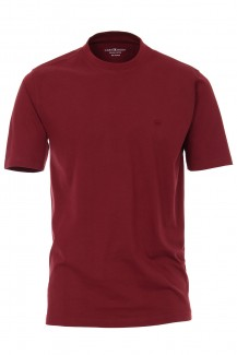 CASAMODA T-Shirt modern fit Rundhals in rot
