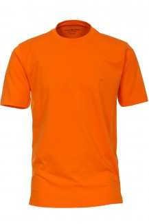 CASAMODA T-Shirt modern fit Rundhals orange