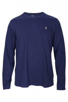 Polo Ralph Lauren - Long Sleeve Crew navy