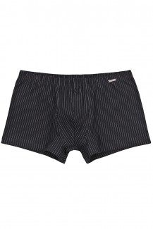 Ammann Retro Short Stripes schwarz-weiß
