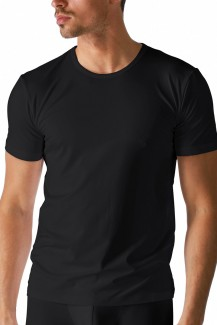 Mey Dry Cotton Shirt schwarz