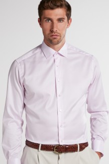 Eterna Premium Cover Shirt 1863 68er-Arm modern fit Kent altrose