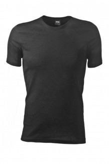 Hugo Boss T-Shirt 3er-Pack Rundhals modern fit schwarz