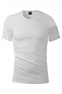 BOSS Hugo Boss T-Shirt 3er-Pack Rundhals modern fit weiß