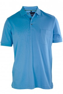 Marvelis Funktion Polo modern fit aqua