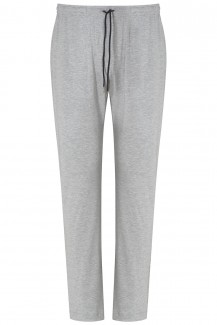 Mey Club Hose lang Modal Jefferson light grey melange