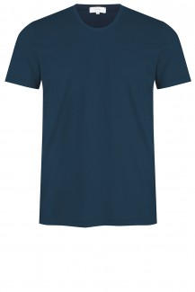 Mey Club T-Shirt Rundhals Sanchez yacht blue
