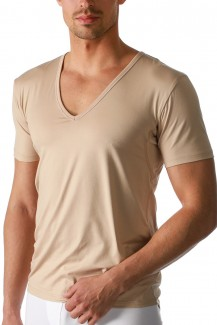 Mey Dry Cotton Drunterhemd Functional Business Shirt V-Neck skin