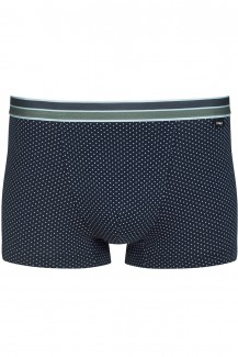 Mey Fashion Fairbanks Shorty Tupfen yacht blue
