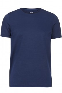 OLYMP Level Five body fit T-Shirt Rundhals Premium Modal marine