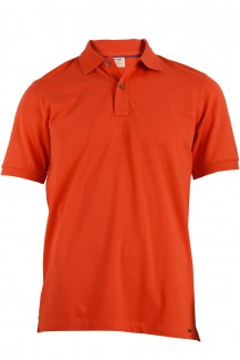 OLYMP Level Five Polo body fit Pique lackrot
