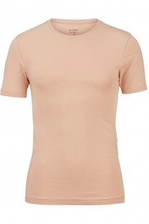 OLYMP T-Shirt Level Five body fit Rundhals nude